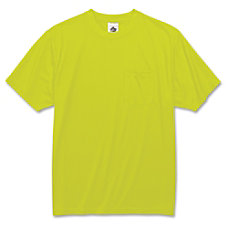 GloWear Non certified Lime T Shirt