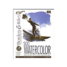 Borden Riley 200 Studio Watercolor Pads