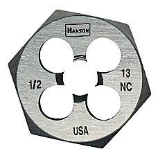 IRWIN High Carbon Steel Hexagon Die