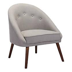 Zuo Modern Carter Occasional Chair Light