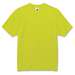 GloWear Non certified Lime T Shirt