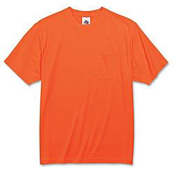 GloWear Non certified Orange T Shirt