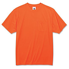 GloWear Non certified Orange T Shirt