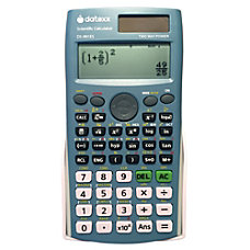 Datexx Scientific Calculators DS 991ES 6
