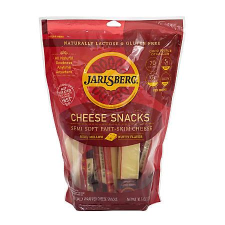 Jarlsberg Cheese Snacks, 10.5-Oz Bag