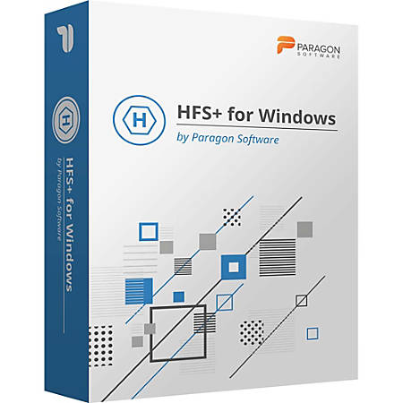 HFS+ for Windows by Paragon Software, Download Version