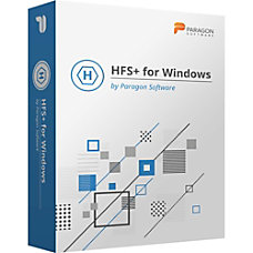 HFS for Windows by Paragon Software