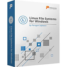 Linux File Systems for Windows by