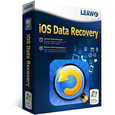 Leawo iOS Data Recovery, Download Version