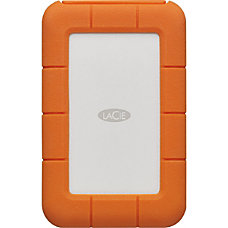 LaCie Rugged SECURE 2TB Portable External