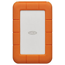 LaCie Rugged SECURE STFR2000403 2 TB