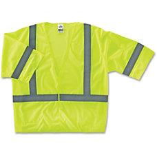 Ergodyne GloWear Safety Vest 8310HL Economy