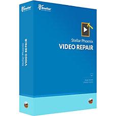 Stellar Phoenix Video Repair Mac Download