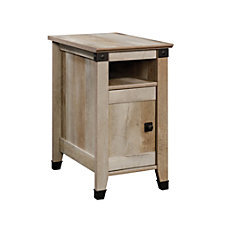 Sauder Carson Forge Side Table Lintel