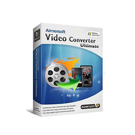 Aimersoft Video Converter Ultimate (Windows)