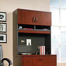 Sauder Via Lateral File Hutch Classic