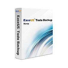 EaseUS Todo Backup Home Download Version