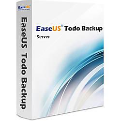 EaseUS Todo Backup Server Download Version