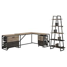 Bush Furniture Refinery 62 W L