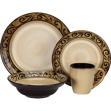 Cuisinart Isere Collection CDST1-S4G5 Table Ware