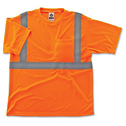 GloWear Class 2 Reflective Orange T