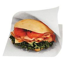 Bagcraft Dubl Open Grease Resistant Sandwich