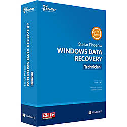 Stellar Phoenix Windows Data Recovery Technician
