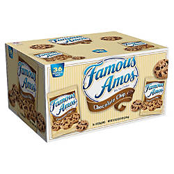 Famous Amos Chocolate Chip Cookies 2