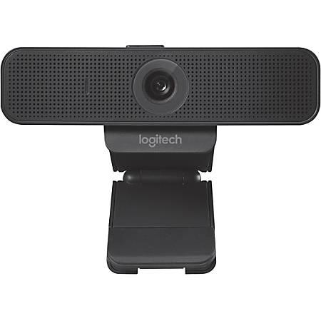 Logitech® C925e Webcam, Black
