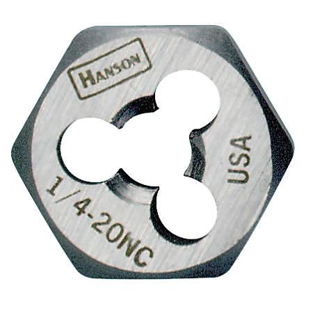 Re-threading Hexagon Fractional Dies Right & Left-hand (HCS)