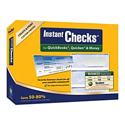 VersaChecks InstantChecks Form 3000 Bundle Traditional