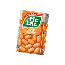 Tic Tac Big Pack Orange 1