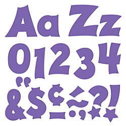 TREND Ready Letters Friendly UppercaseLowercase Combo