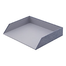 See Jane Work Chambray Letter Tray