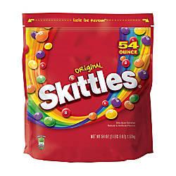 Skittles Candies 33 Lb Bag