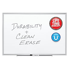 Quartet Magnetic Porcelain Dry Erase Board