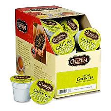 Celestial Seasonings Decaffeinated Green Tea Single