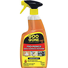 Goo Gone Spray Gel 24 fl