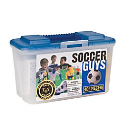 Kaskey Kids Soccer Guys Action Figures