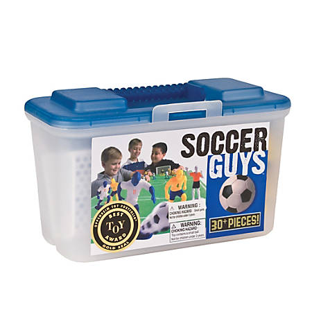 "Kaskey Kids Soccer Guys® Action Figures, 2"", Grades Pre-K - 3"