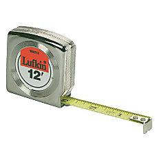 Lufkin Mezurall Measuring Tape SAE 12