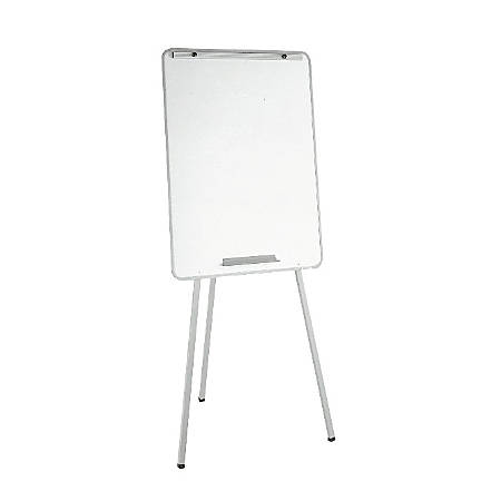 Boone® 3-Leg Heavy-Duty Easel With Dry-Erase Board