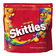 Skittles Original Fruit Candy 41 Oz
