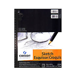 Canson Universal Heavyweight Sketch Pads 9