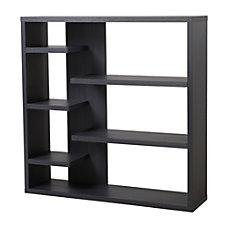 Homestar North America 6 Shelf Bookcase