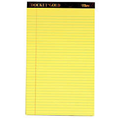 TOPS Docket Gold Premium Writing Pads