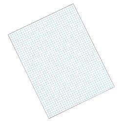 TOPS Quadrille Pad 8 12 x