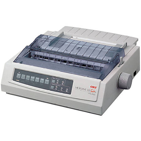 OKI® Data OKI62415401 ML320 Monochrome Dot Matrix Printer