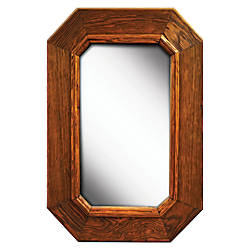 PTM Images Framed Mirror No Corner