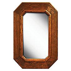 PTM Images Framed Mirror No Corner